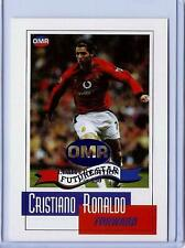"CRISTIANO RONALDO 2004 ""LIMITED EDITION 1 OF 250"" FUTURE STAR ROOKIE CARD!"