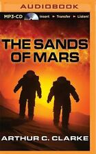 The Sands of Mars by Arthur C. Clarke (2015, MP3 CD, Unabridged)