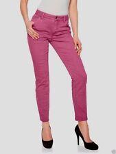 Damenhosen-Chinos aus Baumwollmischung Hosengröße Größe 46