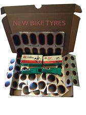 REMA TIP TOP tt02 tt04 forare riparazione KIT PNEUMATICO TUBO INTERNO Bicicletta Toppe Colla