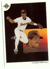 1991 Upper Deck San Diego Padres 30 card Team Set plus hologram card