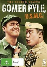Gomer Pyle U.S.M.C. Season 4 Fourth New DVD Region ALL Sealed NTSC