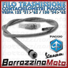 CAVO FILO TRASMISSIONE KM CONTACHILOMETRI PIAGGIO VESPA 150 1954 > 1962
