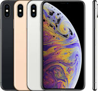Apple iPhone XS 64GB Unlocked Verizon AT&T T-Mobile GSM CDMA 4G LTE Smartphone