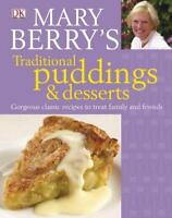 MARY BERRYS TRADITIONAL PUDDINGS & DESSERTS RECIPE COOK BOOK HARDCOVER