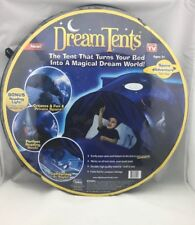 "Dream Tents ""Space Adventure"" Pop Up Twin Bed Playhouse Folding Tent Brand New"