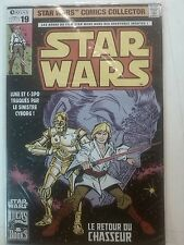STAR WARS,COMICS COLLECTOR,ATLAS,NEUF,19,DELCOURT