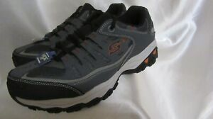 MEN`S SKECHERS AFTER BURN M.FIT ATHLETIC SNEAKERS SIZE 12 WIDE WIDTH (4E) NEW CH