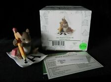 Charming Tails Just Wanted To Say Hi Mouse Figurine 89/179 Fitz and Floyd