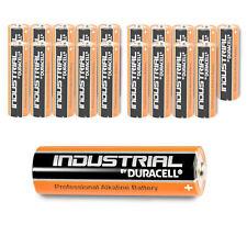 20 x DURACELL AA Mignon Alkaline LR06 Batterie MN1500 1,5V Industrial 20 Stück