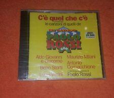 C'è quel che c'è il circo di Paolo Rossi Aldo Giovanni Giacomo new sealed cd