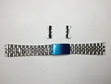 20MM JUBILEE WATCH REPLACEMENT BRACELET FOR ROLEX BAND 6 3/4""
