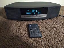 New listing Bose Wave Music System Awrcc1 Cd Player Am/Fm Radio Stereo Alarm Clock & Remote
