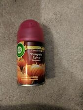 can of air wick essential oil pumpkin spice 6.17 oz can