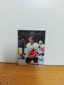 1996 Semic Wien Hockey Legends Guy Lafleur NM Htf