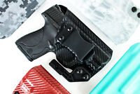 BraDeC: IWB Concealment Holster for Smith & Wesson M&P SHIELD 9mm, .40