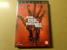 DVD / RETURN TO HOUSE ON HAUNTED HILL