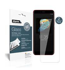 2x Lenovo S5 (2018) Protector de Pantalla Vidrio Flexible Cristal Proteccion 9H