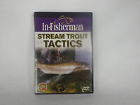 In Fisherman Stream Trout Tactics Fishing DVD
