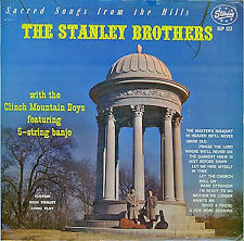 Sacred Songs From the Hills ~ The Stanley Brothers CD