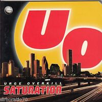 URGE OVERKILL Saturation CD