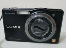 Panasonic LUMIX DMC-SZ7 14.1MP Digital Camera - Black *LENS ERROR*