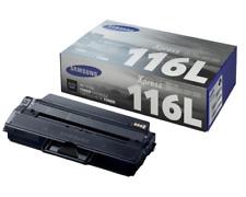 ⭐ Genuine Samsung MLT-D116L Black Toner Cartridge - Sealed Box ⭐