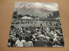 """V/A * the gathering of the Clans * 7"""" EP Excellent 1959 GEP 8761"""