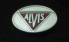 Alvis Metal Enamel Lapel Pin Badge