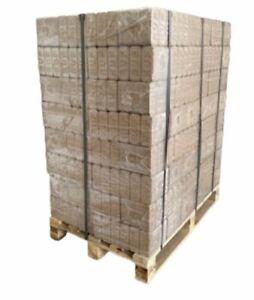 Brikett Holzbrikett Eiche Hartholzbrikett RUF Brennholz Ofen Kamin 960 kg