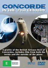 CONCORDE IN THE 21ST CENTURY DVD - REF: 112133 (W)