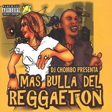 Mas Bulla Del Reggaeton Various Artists MUSIC CD
