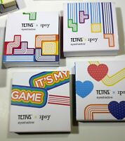 Tetris x Ipsy Eyeshadow ~ Limited Edition ~ Brand New In Box