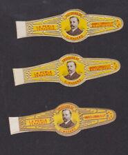 Ancienne  Bague  de Cigare  BN83851 Speurder Chien Berger Allemand