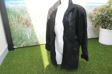 Lederjacke Canda  Echt Leder ❤️ Gr. 38 -  ❤️  etwas längere jacke Leder glänzend