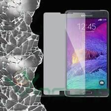 Pellicola VETRO temprato trasparente per Samsung Galaxy Note 4 N910F display