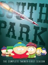South Park: The Complete Twenty-First Season [New Dvd] 2 Pack, Ac-3/Dolby Digi