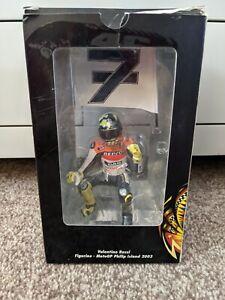 Minichamps  Valentino Rossi Figurine MotoGP Honda Philip Island 2003  Sheene 7