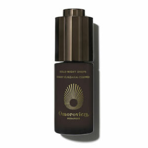 OMOROVICZA Gold Night Drops (30 ml) Brand New Unboxed.