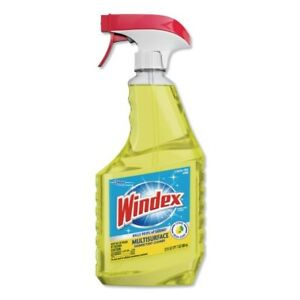 Windex Multi-Surface Disinfectant Cleaner-23 oz. CASE (8 PACK)