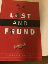 Lost And Found. Hardcover Novel. By. Tzipporah Pollack