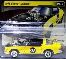 Johnny Lightning The Spoilers 1976 Chevrolet Camaro #41 Street Freaks 1/64 Scale
