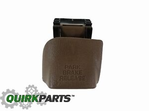 98-01 DODGE RAM 1500 98-02 RAM 2500 3500 PARKING BRAKE RELEASE HANDLE NEW MOPAR