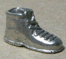 Hasbro Monopoly National Parks hiking boot token pawn mover pewter metal mini.