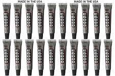 20 x tubes of E-6000Jewellery & Craft Glue Adhesive 5.32ml / .18Fl.OZ