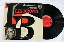 Les Brown And His Orchestra ‎– Sentimental Journey, Vinyl LP, Columbia CL 649