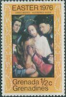Grenada Grenadines 1976 SG169 ½c Easter MNH