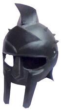 Crusade Wearable Antique Medieval Gladiator Armour helmet Vintage movie replica