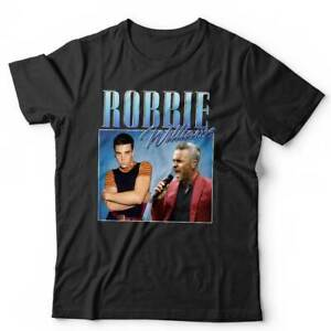 Robbie Williams Appreciation Tshirt Unisex & Kids - Music
