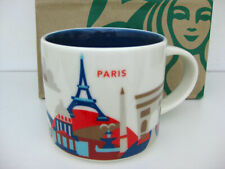 Starbucks Paris France Yah You Are Here 14 Oz Mug